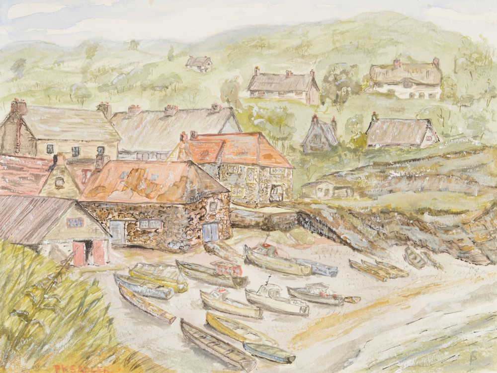 Cadgewith 1992 14x10